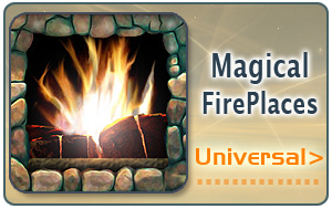 Magical Fireplaces